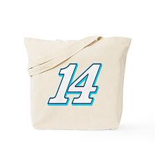 TS14blue Tote Bag