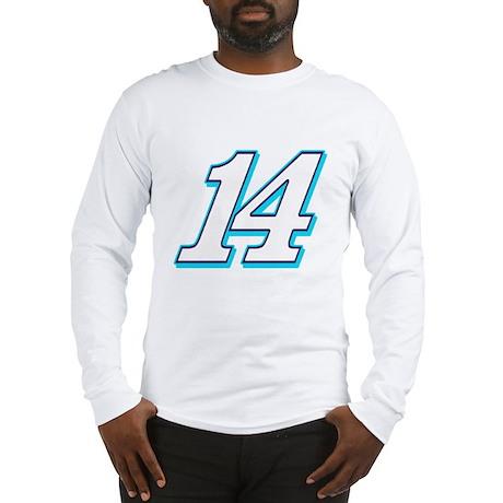 TS14blue Long Sleeve T-Shirt