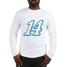 TS14blue Long Sleeve T-Shirt