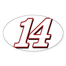 TS14red Decal