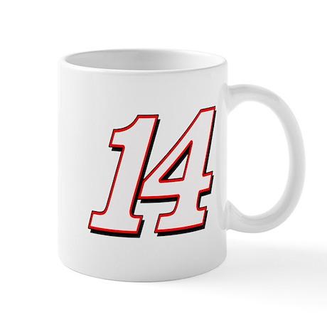 TS14red Mug