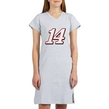 TS14red Women's Nightshirt