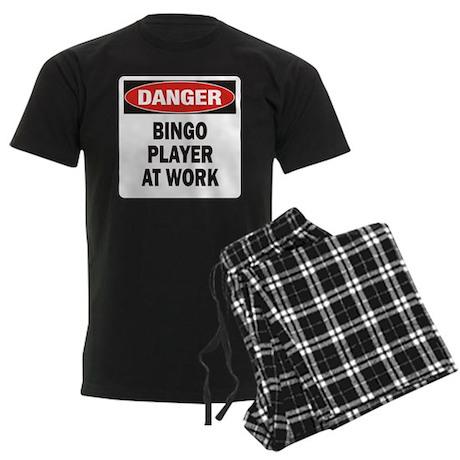 Bingo Men's Dark Pajamas