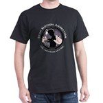 Stop Motion Animation Mens Dark T-Shirt