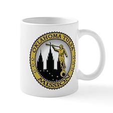 Oklahoma Tulsa LDS Mission An Mug