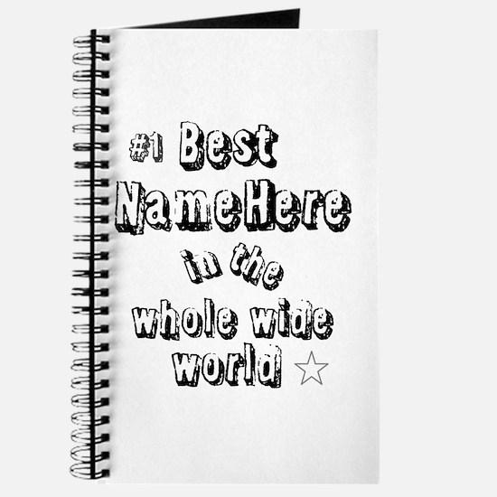Best Blank Journal