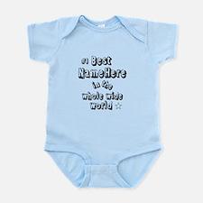 Best Blank Infant Bodysuit