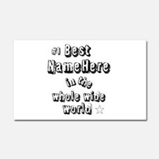 Best Blank Car Magnet 20 x 12