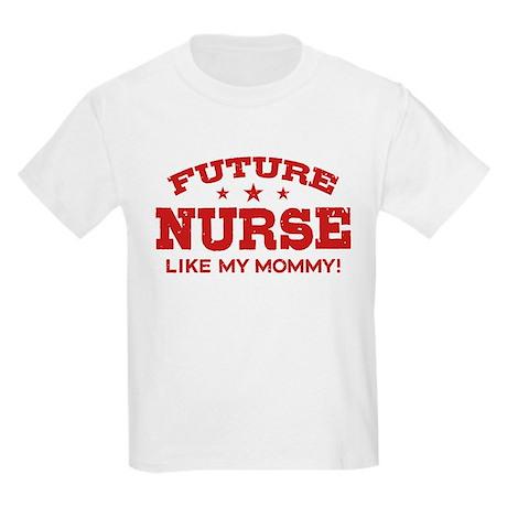 Future Nurse Kids Light T-Shirt