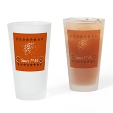 Browns, Legacy Drinking Glass