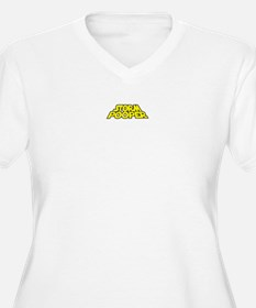 Cute The force is strong T-Shirt