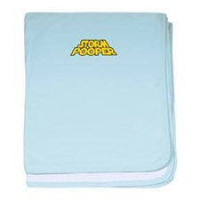 Cute The force is strong with this one baby blanket