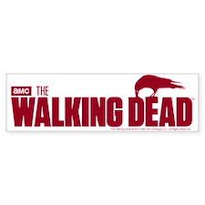 The Walking Dead Survival Bumper Sticker