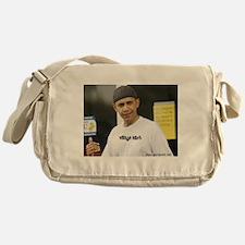 Village Idiot Messenger Bag