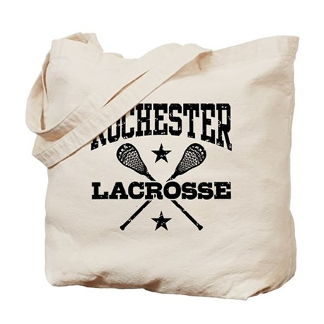 Rochester Lacrosse Tote Bag