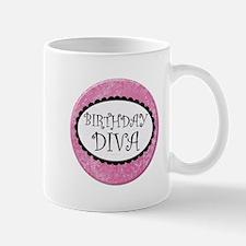 Birthday Diva Mug