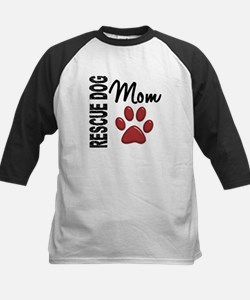 Rescue Dog Mom 2 Tee