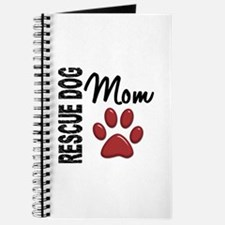 Rescue Dog Mom 2 Journal