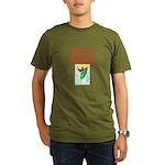 dune buggies Organic Men's T-Shirt (dark)