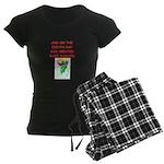 dune buggies Women's Dark Pajamas