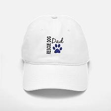 Rescue Dog Dad 2 Baseball Baseball Cap