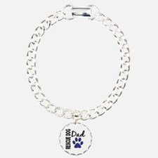 Rescue Dog Dad 2 Bracelet