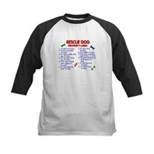 Rescue Dog Property Laws 2 Tee