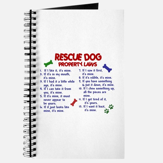 Rescue Dog Property Laws 2 Journal