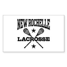 New Rochelle Lacrosse Decal