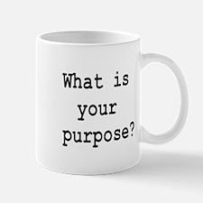 your purpose Mug
