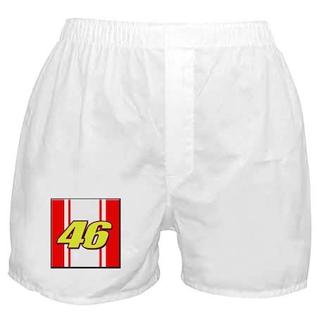 VR46stripe Boxer Shorts