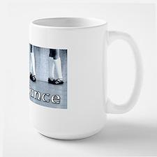 Irish Dance Feis Ghillies Large Mug