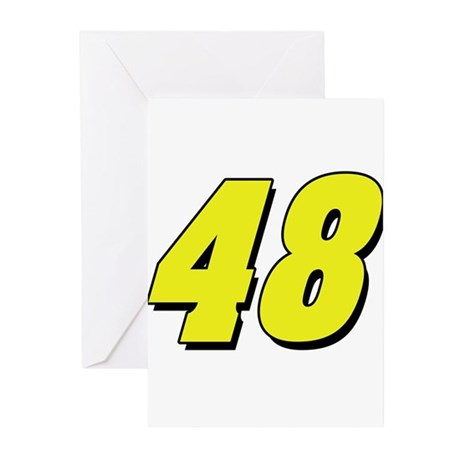JJ48 Greeting Cards (Pk of 10)