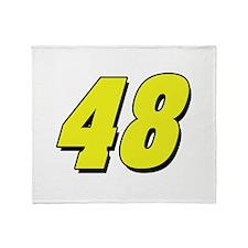 JJ48 Throw Blanket
