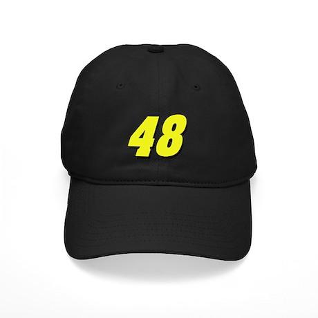 JJ48 Black Cap