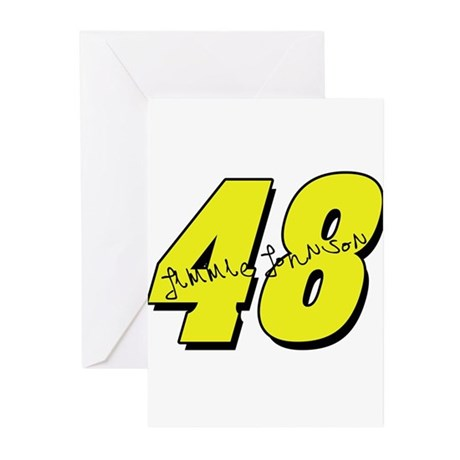 JJ48sig Greeting Cards (Pk of 20)
