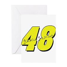 JJ48sig Greeting Card