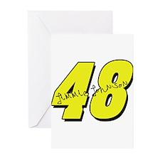 JJ48sig Greeting Cards (Pk of 10)