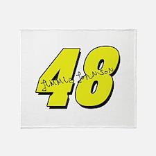 JJ48sig Throw Blanket