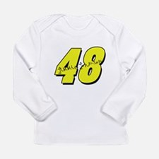 JJ48sig Long Sleeve Infant T-Shirt