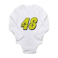JJ48sig Long Sleeve Infant Bodysuit