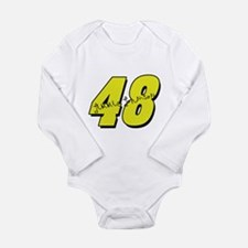 JJ48sig Long Sleeve Infant Bodysuit
