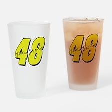 JJ48sig Drinking Glass