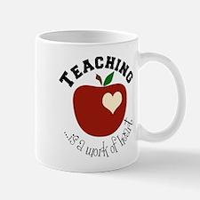Teaching Small Mugs
