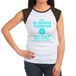 Two Thumbs Up Women's Raglan Hoodie
