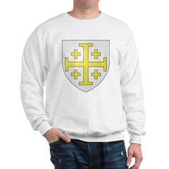 Kingdom of Jerusalem Sweatshirt