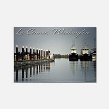 The Boating Series Rectangle Magnet