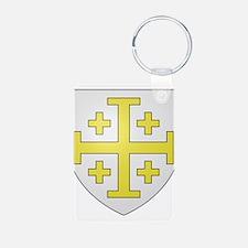 Kingdom of Jerusalem Keychains