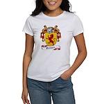 Wemyss Coat of Arms / Family Crest Women's T-Shirt
