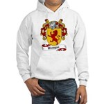 Wemyss Coat of Arms / Family Crest Hooded Sweatshi